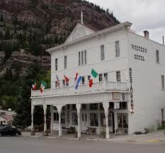 Historic Western Hotel 210 7th Ave Ouray Co 81427 Usa 1 888 624 8403