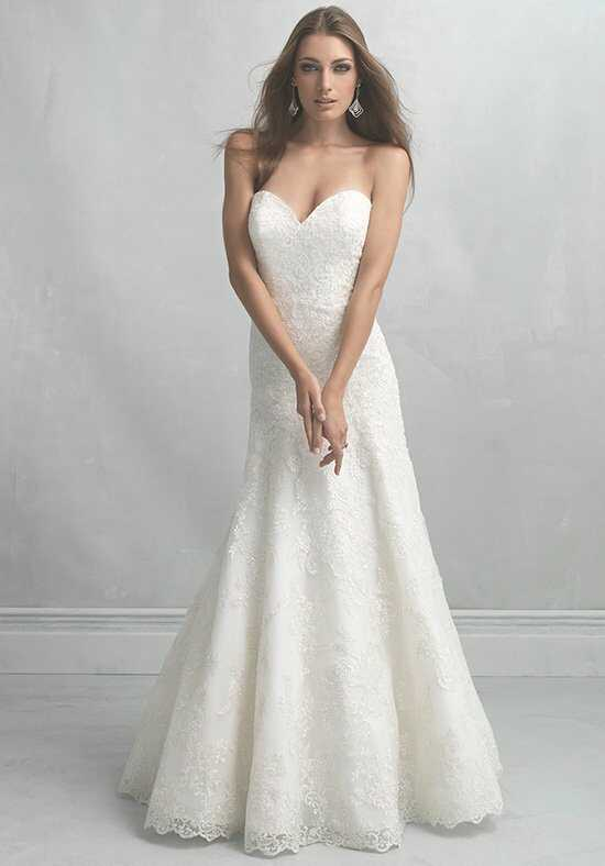 Madison James MJ03 Mermaid Wedding Dress
