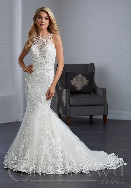 Christina Wu 15658 Mermaid Wedding Dress