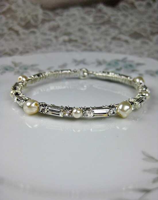 Everything Angelic Jeisa Bangle Bracelet - b211 Wedding Bracelet photo