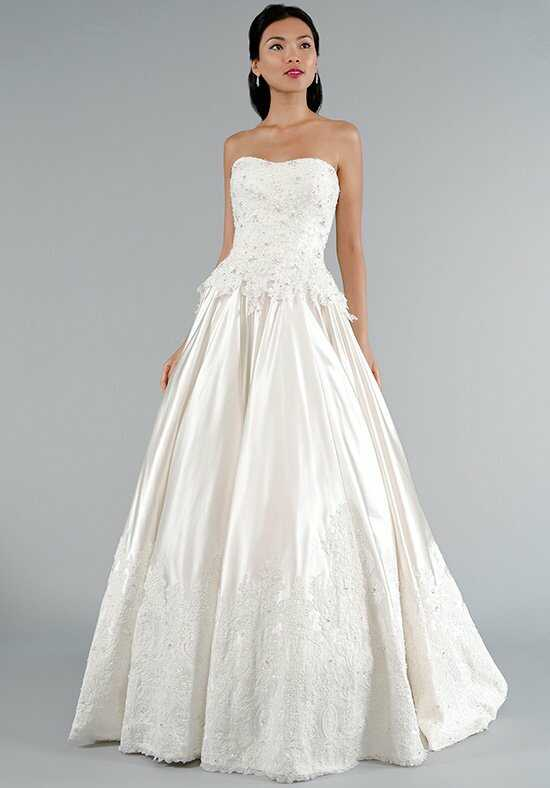 Dennis Basso for Kleinfeld 14020 A-Line Wedding Dress