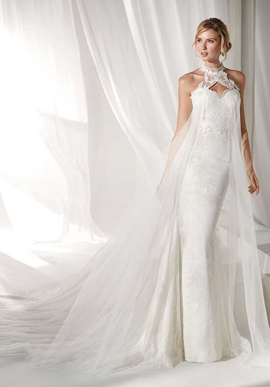 Nicole Milano 2019 Collection NIAB19094 Mermaid Wedding Dress
