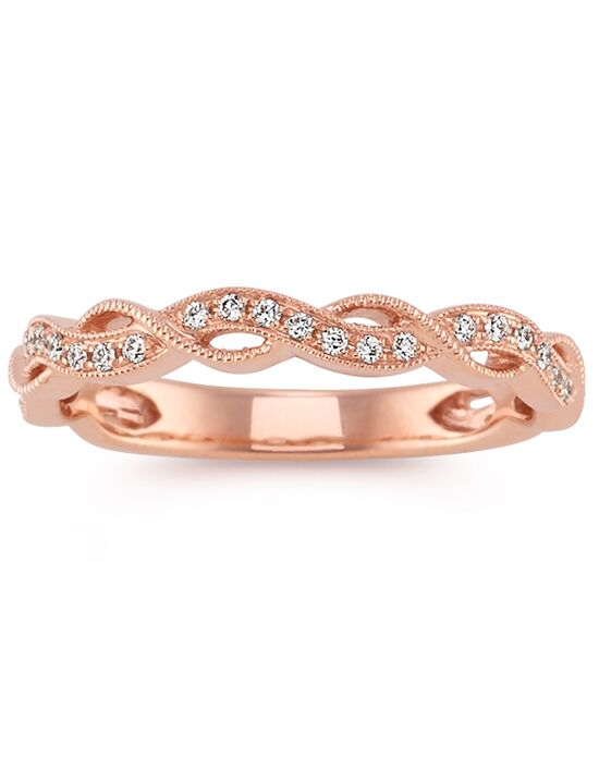 halo diamond wedding rings in rose band wd ctw shadow cut oval ring french set gold tableview rosegold engagement me