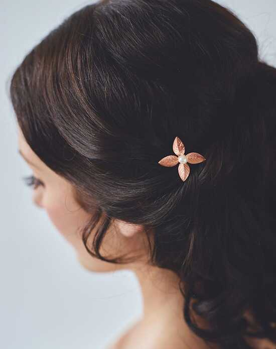 Davie & Chiyo | Hair Accessories & Veils Léa Hairpin Gold, Pink, Silver Pins, Combs + Clip