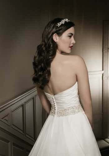 Justin Alexander 8690 Wedding Dress