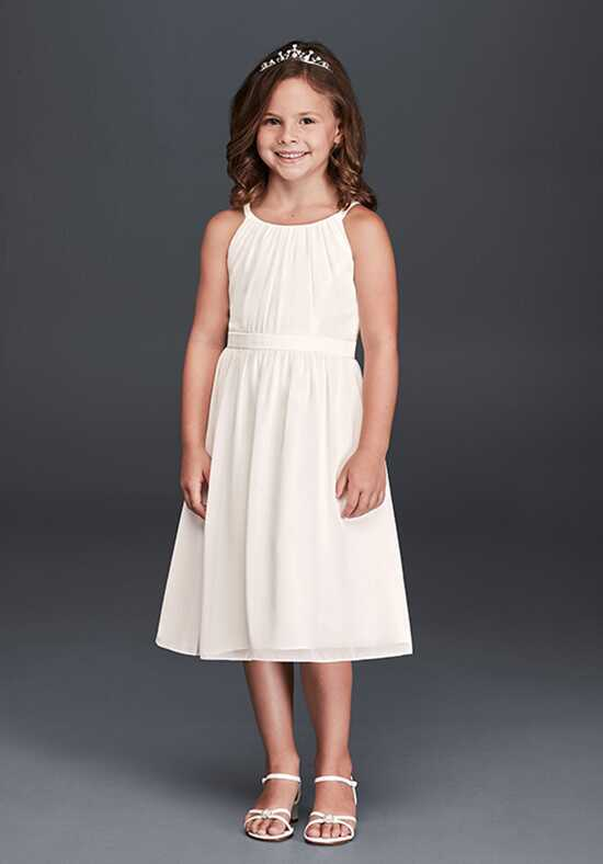David's Bridal Flower Girl David's Bridal Style KP1330 Ivory Flower Girl Dress
