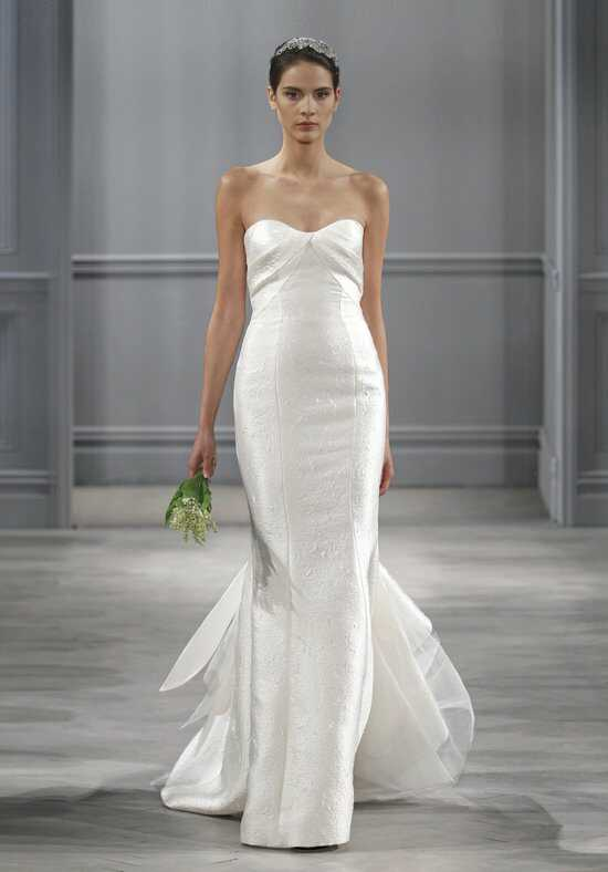Monique Lhuillier Isla Wedding Dress photo