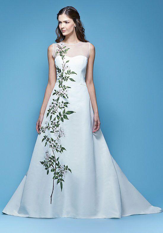 Carolina Herrera Jasmine A Line Wedding Dress