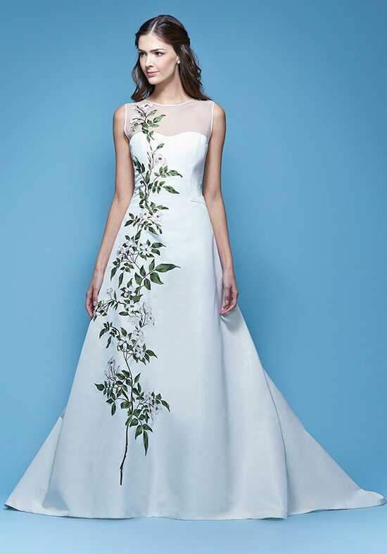 Carolina Herrera JASMINE A-Line Wedding Dress