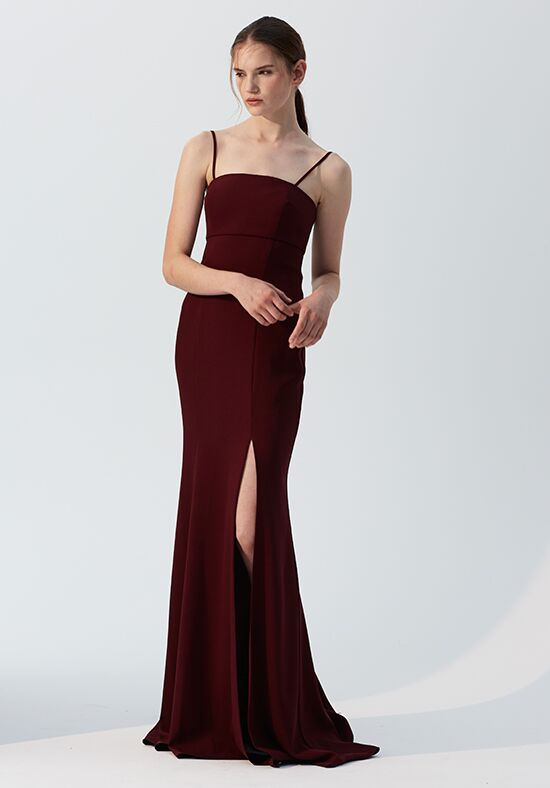 Amsale Bridesmaids Bray Bridesmaid Dress
