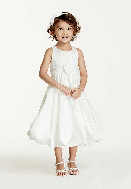 David's Bridal Juniors David's Bridal Style KP1311 Flower Girl Dress photo