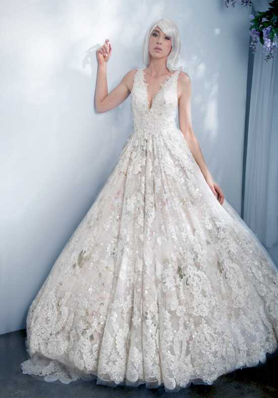 Ysa Makino KYM183 Ball Gown Wedding Dress