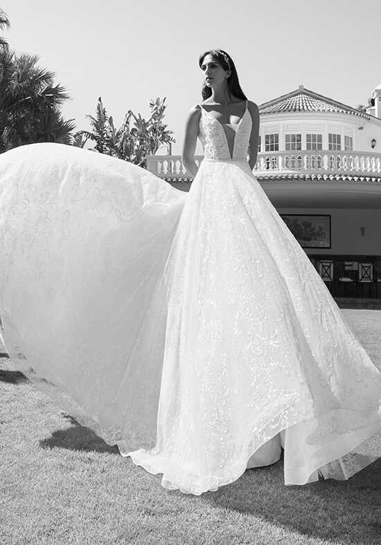 Alessandra Rinaudo Collection LUDMILLA AR 2018 A-Line Wedding Dress