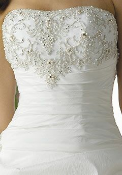 Jacquelin Exclusive 19831 Ball Gown Wedding Dress
