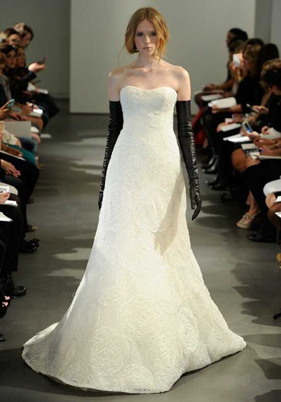 Vera Wang Spring 2014 Look 11 A-Line Wedding Dress