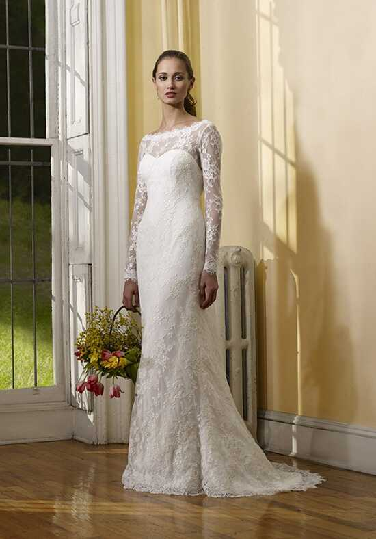 Robert Bullock Bride Cameron Sheath Wedding Dress