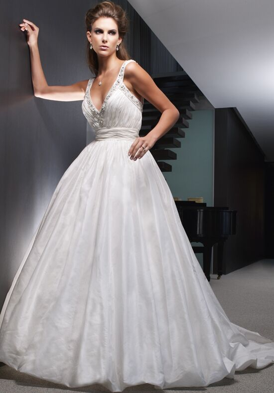 Amaré Couture by Crystal Richard B008 Ball Gown Wedding Dress