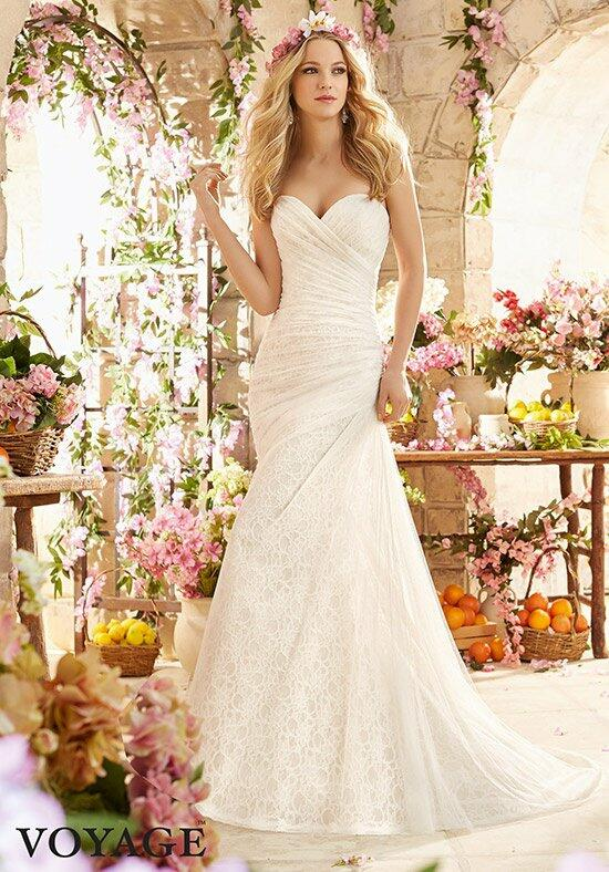 Voyage by Madeline Gardner 6802 Wedding Dress photo