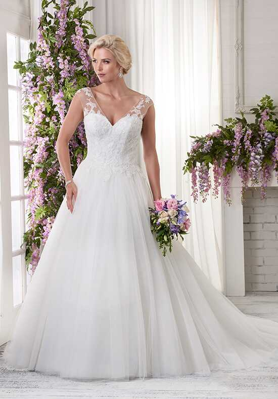 Bonny by Bonny Bridal 603 A-Line Wedding Dress