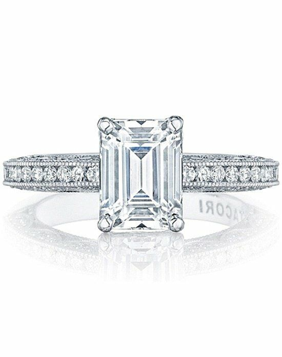 Since1910 HT2553EC Engagement Ring - The Knot