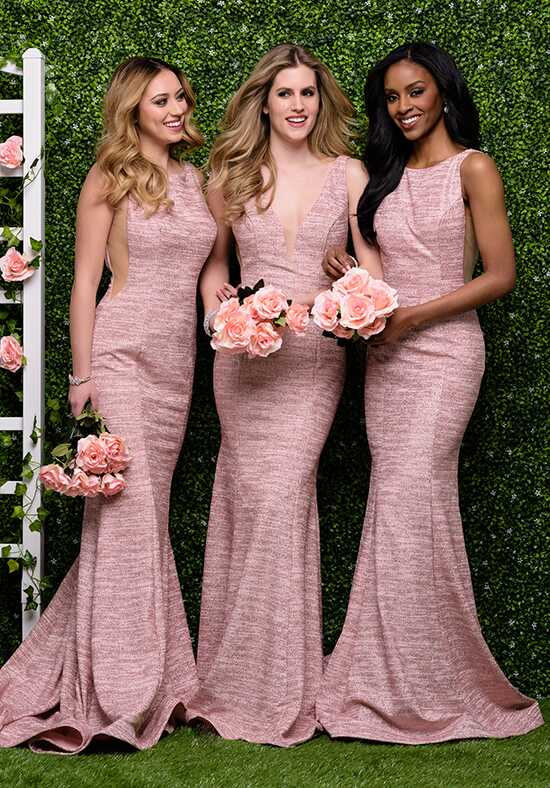 Jovani Bridesmaid 45830 & 45811 Scoop Bridesmaid Dress