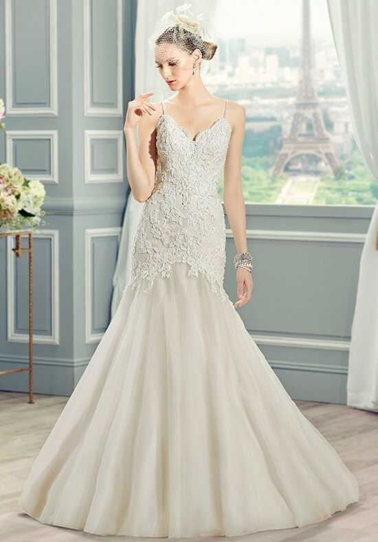 Moonlight Collection J6369 Mermaid Wedding Dress