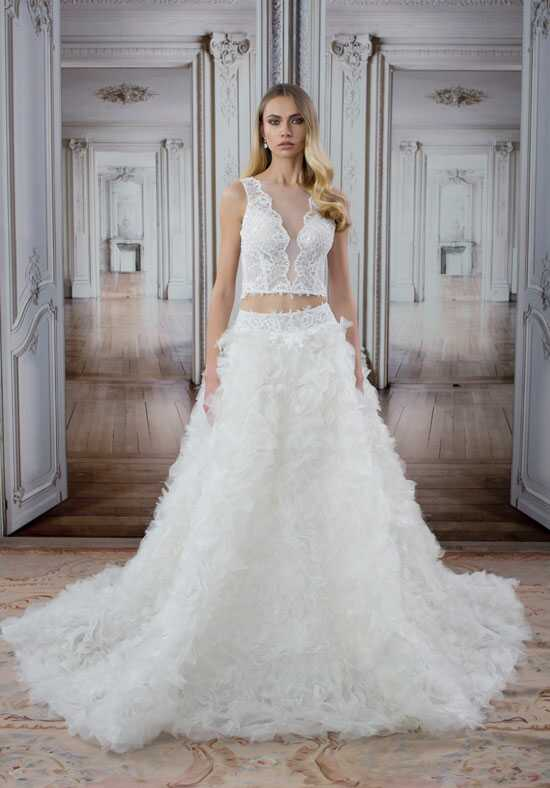 LOVE by Pnina Tornai for Kleinfeld 14484 A-Line Wedding Dress
