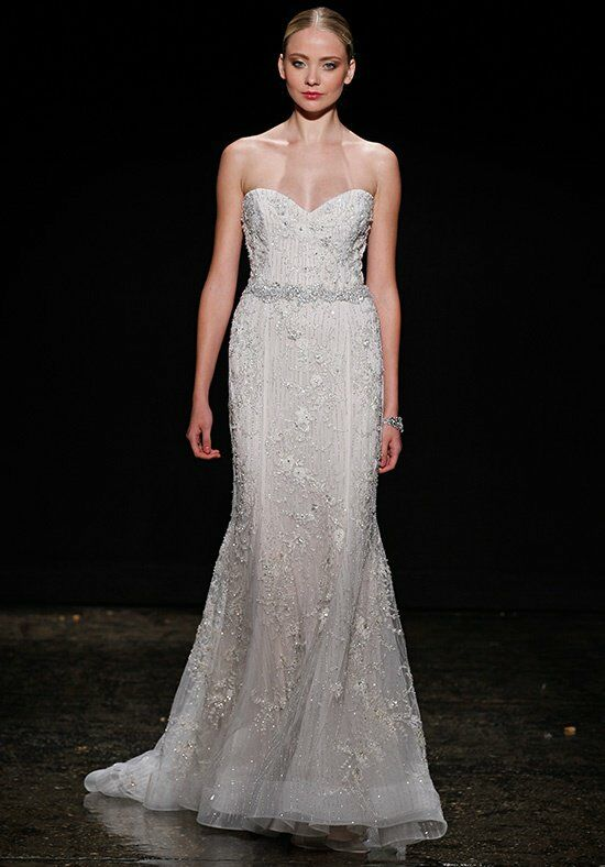 Lazaro 3411 Wedding Dress