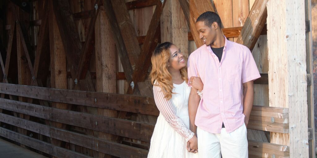 Amber Ruffin And Jamal Reid S Wedding Website