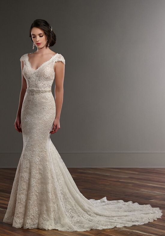 Martina Liana 809 A-Line Wedding Dress