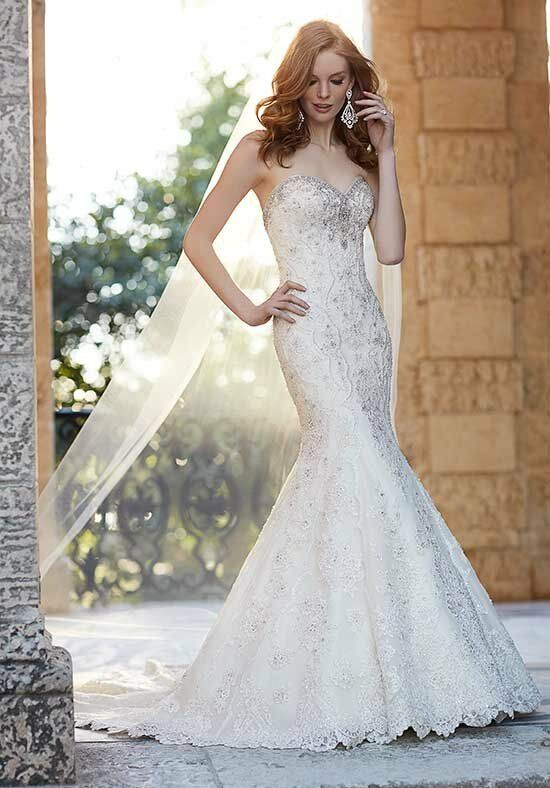 Martina Liana 721 Mermaid Wedding Dress