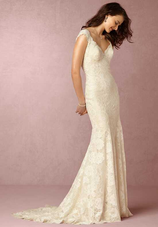 BHLDN Amalia Mermaid Wedding Dress
