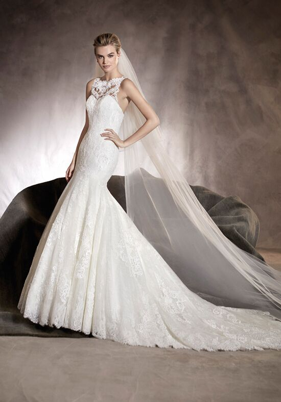 PRONOVIAS ALEXIA Mermaid Wedding Dress