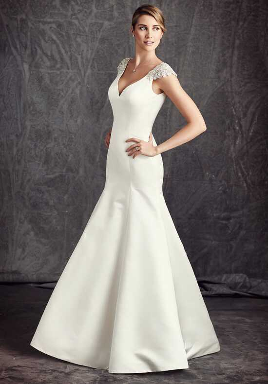 Kenneth Winston: Ella Rosa Collection BE294 Mermaid Wedding Dress