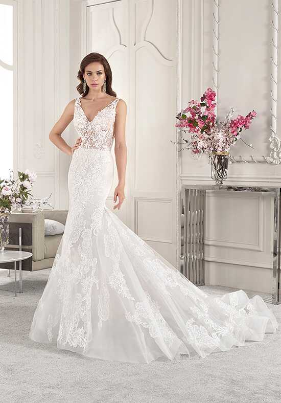 Demetrios 836 Mermaid Wedding Dress