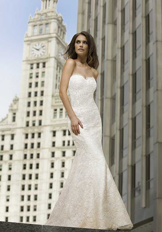 Jasmine Couture T162013 Mermaid Wedding Dress
