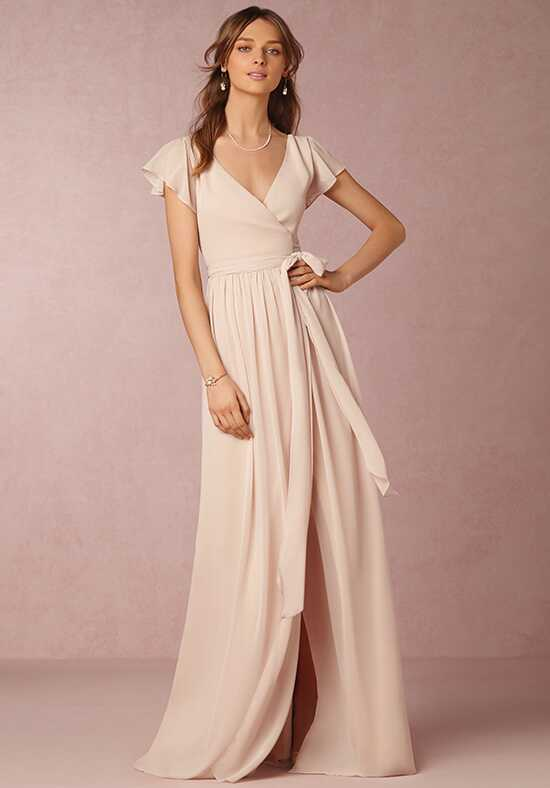 BHLDN (Bridesmaids) Zola V-Neck Bridesmaid Dress