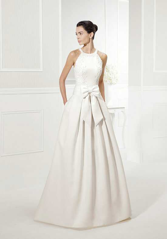 Alma Novia FLORIN Ball Gown Wedding Dress