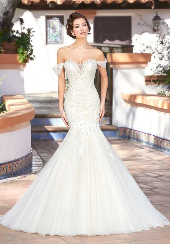IVOIRE by KITTY CHEN CATERINA, V1712 Mermaid Wedding Dress