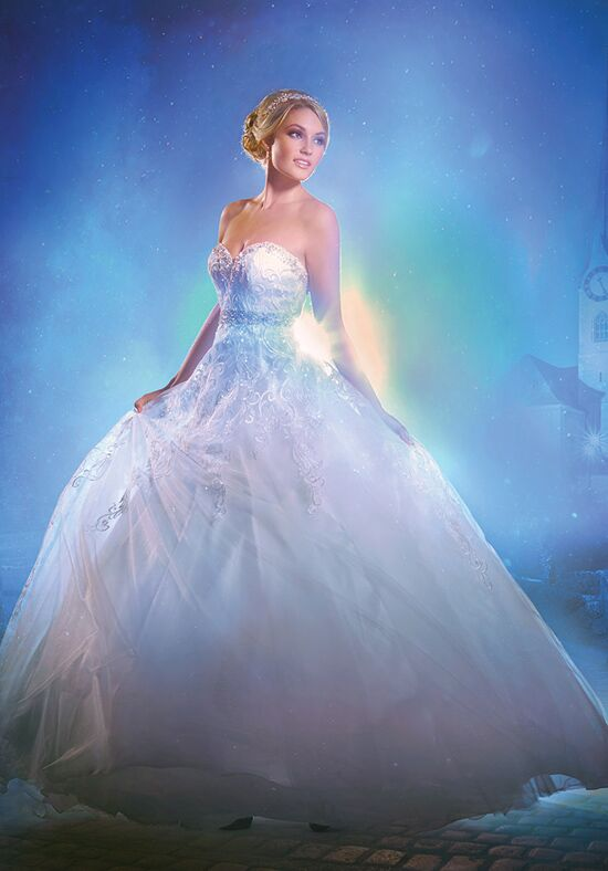 Alfred Angelo Disney Fairy Tale Weddings Bridal Collection 272 ...
