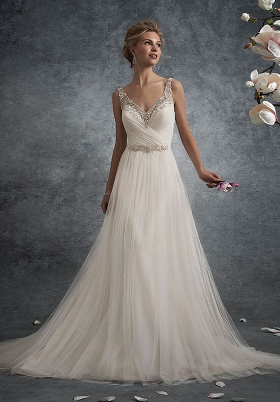 Sophia Tolli Y21755 Delta A-Line Wedding Dress