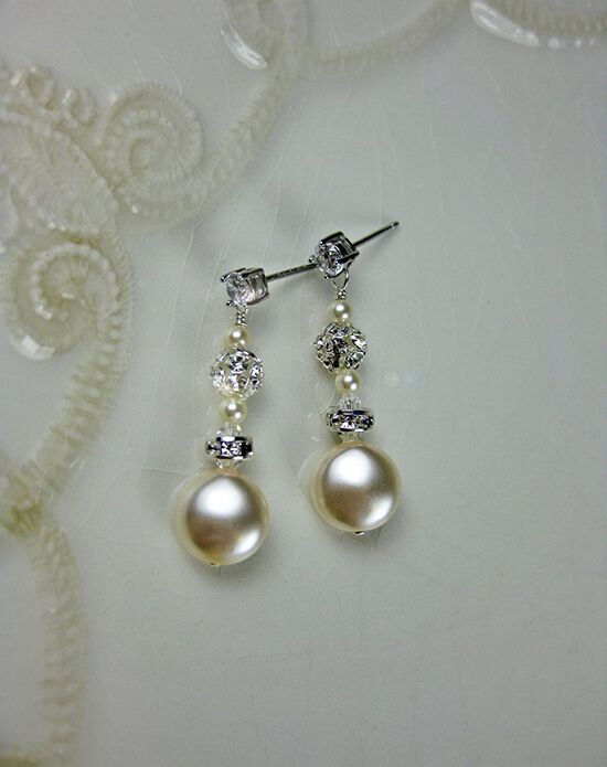 Everything Angelic Margarita Earrings - e342 Wedding Earring photo