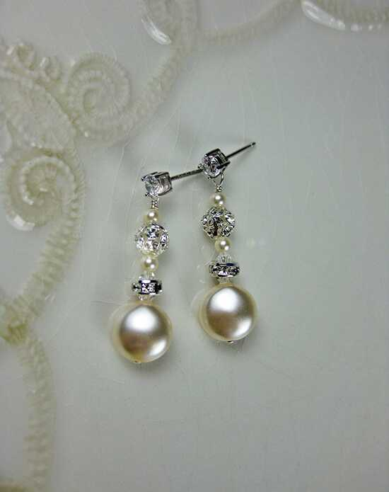 Everything Angelic Margarita Earrings - e342 Wedding Earrings photo