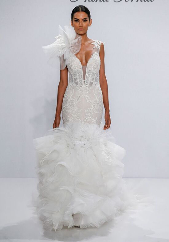 Pnina Tornai for Kleinfeld 4530 Mermaid Wedding Dress