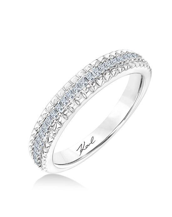 KARL LAGERFELD 31KA133L Wedding Ring The Knot