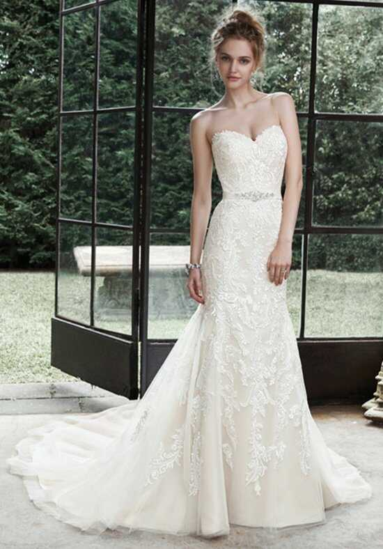 Maggie Sottero Winstyn Mermaid Wedding Dress