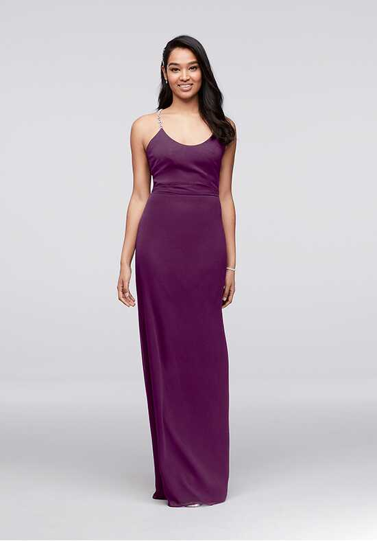 David's Bridal Collection David's Bridal Style F19526 Scoop Bridesmaid Dress