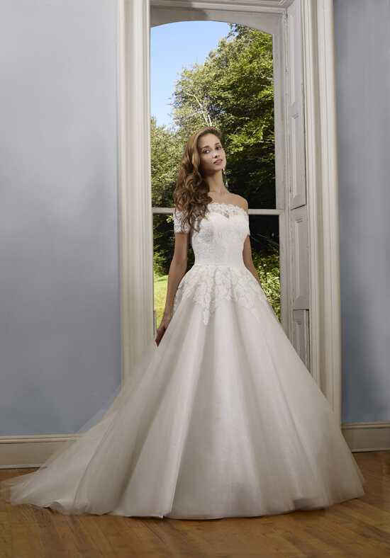 Robert Bullock Bride Tiffany Ball Gown Wedding Dress