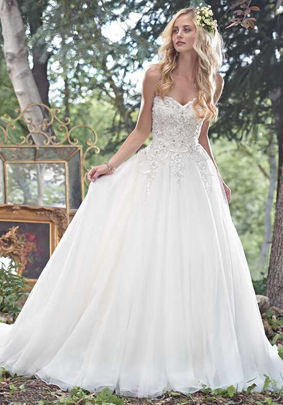 Maggie Sottero Cameron Ball Gown Wedding Dress