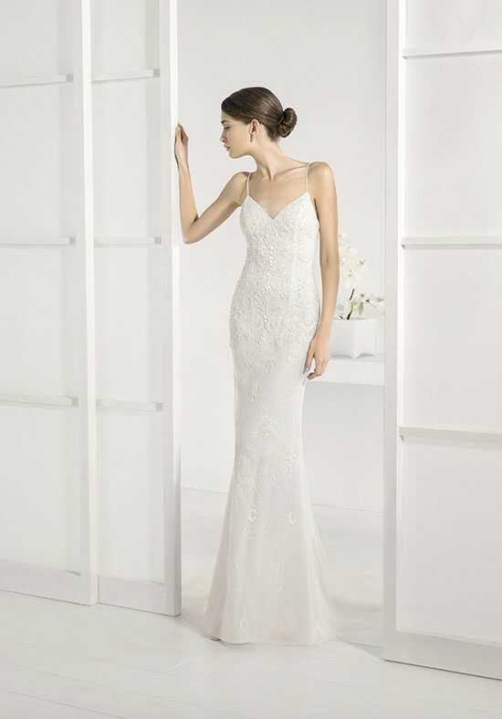 Adriana Alier JABAL Mermaid Wedding Dress